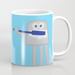 Brush brush Coffee Mug