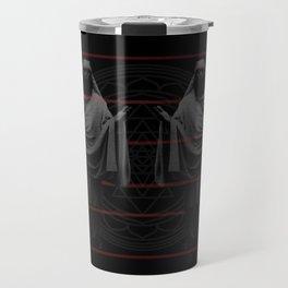 Black Sages Travel Mug
