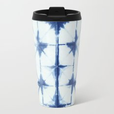 Shibori Thirteen Travel Mug