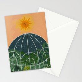 The Captive Night Stationery Cards