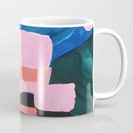 Mesozoic blocks Coffee Mug