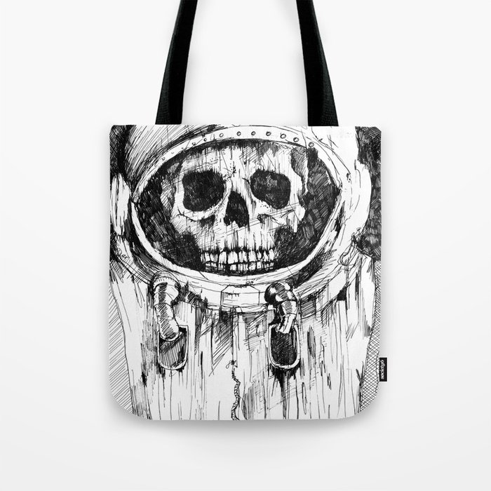 Kosmonauts dream Tote Bag