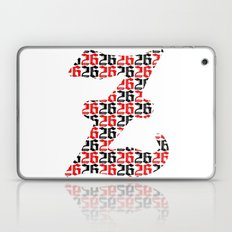 The 26th Letter Laptop & iPad Skin