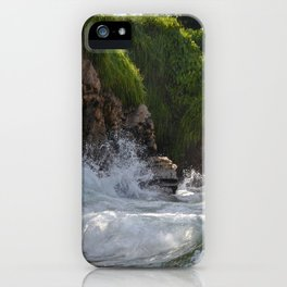 The Crash iPhone Case