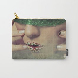 Smoke & Fishnets Carry-All Pouch
