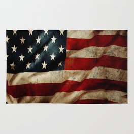 America FLAG Rug