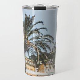 Cote d'Azur Palms Travel Mug