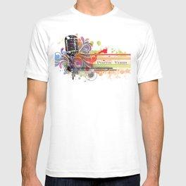 Poetic Vibes T-shirt
