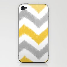 Chevron IKAT iPhone & iPod Skin