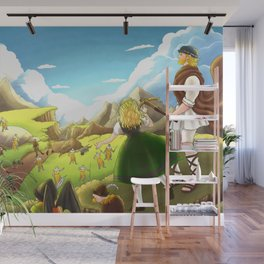 William Tell Freedom Fighter Wall Mural