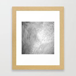 You Too Can Wear Fur! Framed Art Print