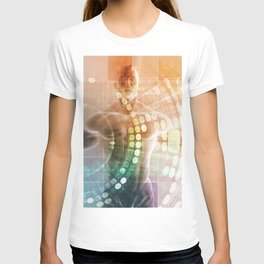 Biomedical Sciences and Medical Technology for Man T-shirt