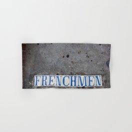 New Orleans Frenchman Street Hand & Bath Towel