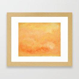 Photography Backdrop: Gold Framed Art Print