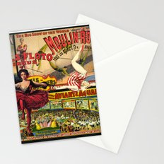 The Circus is in Town Stationery Cards