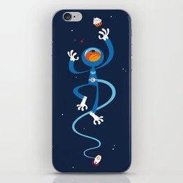 Space Drama iPhone Skin