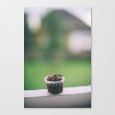 cupcake... Canvas Print