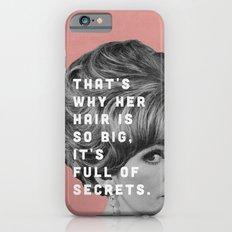 Full of Secrets iPhone 6 Slim Case