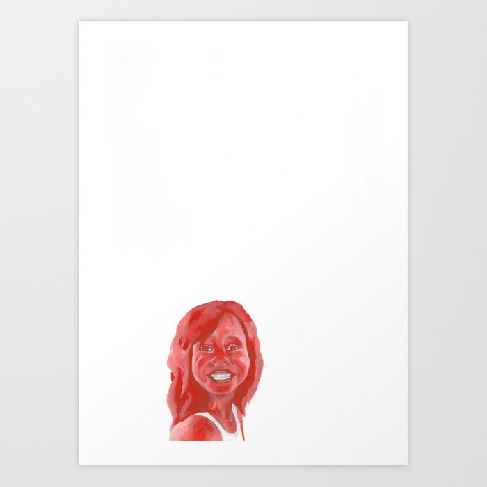 Les attentes 10 Art Print