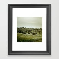 Dehesa  Framed Art Print