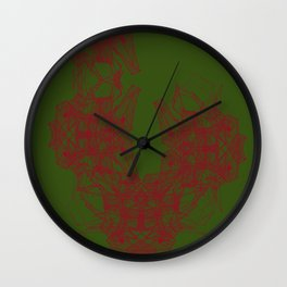 BEDROOM SERIES #7 Wall Clock