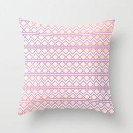 buffting Throw Pillow