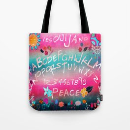 Bohemian Dream Gypsy Ouija Board Art Tote Bag