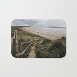 A day at the beach - Landscape and Nature Photography Bath Mat
