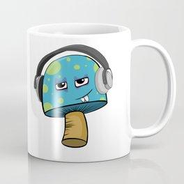 LIT Mushroom Coffee Mug