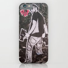 Street Art Slim Case iPhone 6s