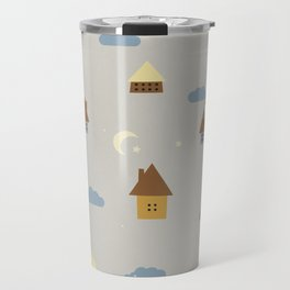 Under a Starry Sky Travel Mug