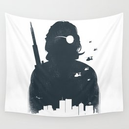 John Carpenter's Escape From New York Wall Tapestry