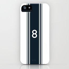 racing stripe .. #8 iPhone Case
