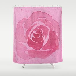 Memories Are Fragile Shower Curtain