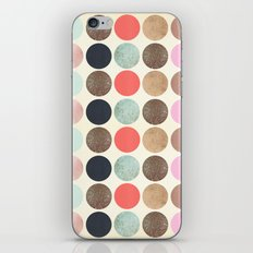 DG Dots - Parisian iPhone & iPod Skin