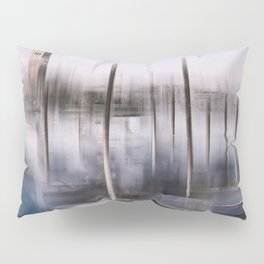 Digital-Art VENICE Grand Canal and St Mark's Campanile Pillow Sham