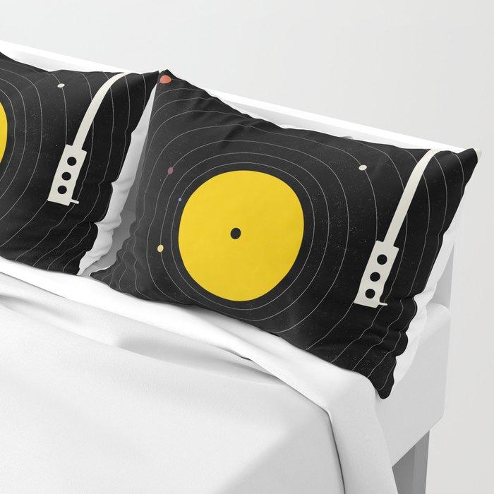 Music, Everywhere Kissenbezug