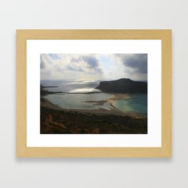 Crete, Greece 3 Framed Art Print