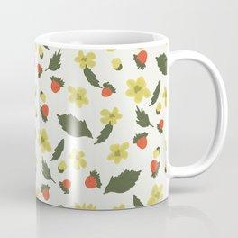 Young Strawberries Coffee Mug