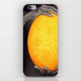 Elephant Bird Egg Madagascar iPhone Skin