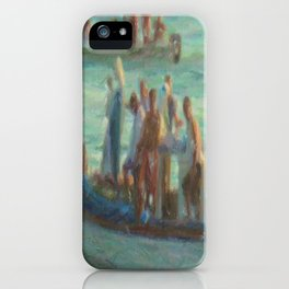 Pescatori iPhone Case
