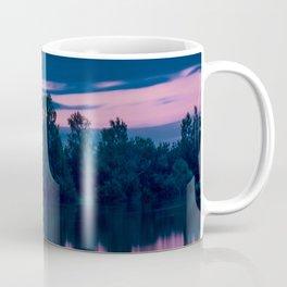 Dredging lake in Baden-Wurttemberg Coffee Mug