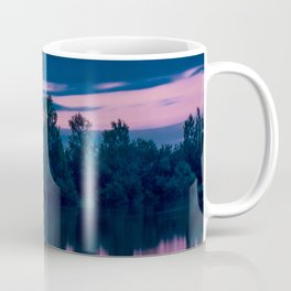 Dredging lake in Baden-Wurttemberg Coffee Mug