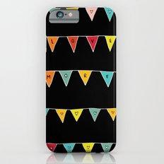 Love More (Black) iPhone 6s Slim Case