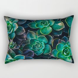 Succulent fantasy Rectangular Pillow