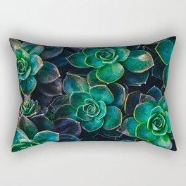 Succulent fantasy Rectangular Pillow