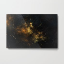 Light / Dark Metal Print