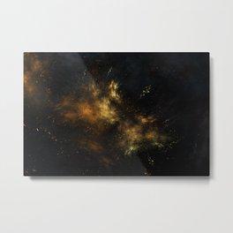 Light / Dark Metal Print
