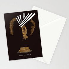 Pursuit of Happiness Stationery Cards