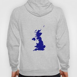 U.K. and Northern Ireland Silhouette Hoody